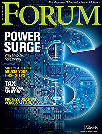 FORUM magazine Sept 2018