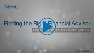 Find the right financial advisor by Greg Pollock